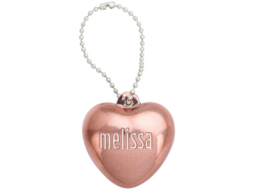 Chaveiro Coração Melissa (cor aleatória)