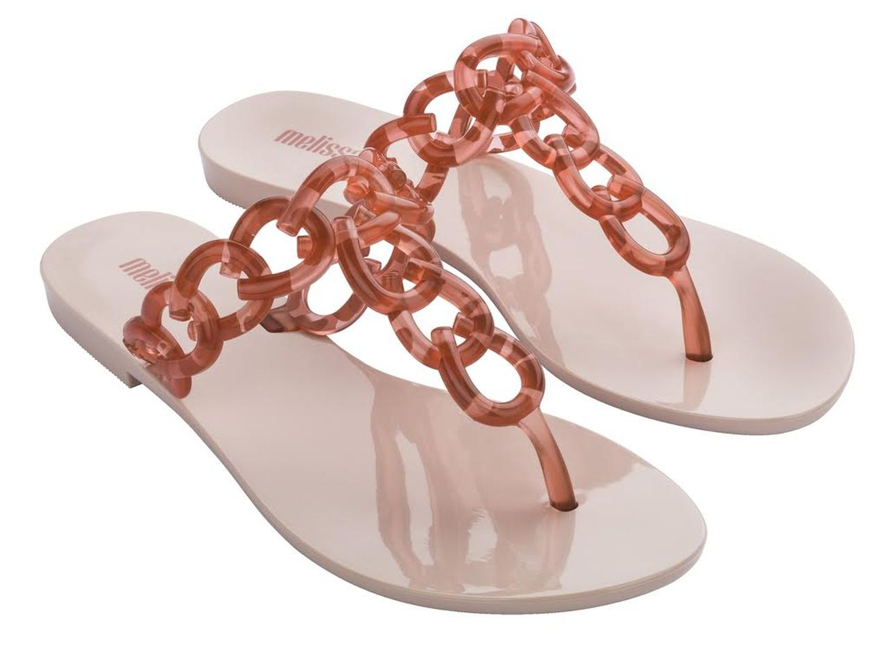 Chinelo MELISSA BIG CHAIN