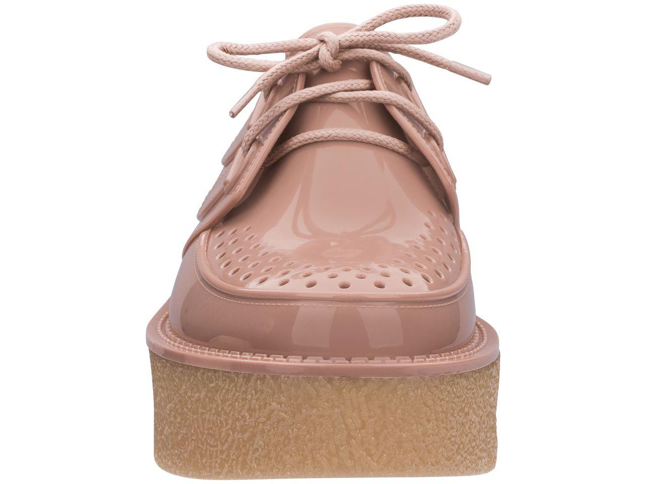 Sapato Melissa CREEPER + A LA GARÇONNE