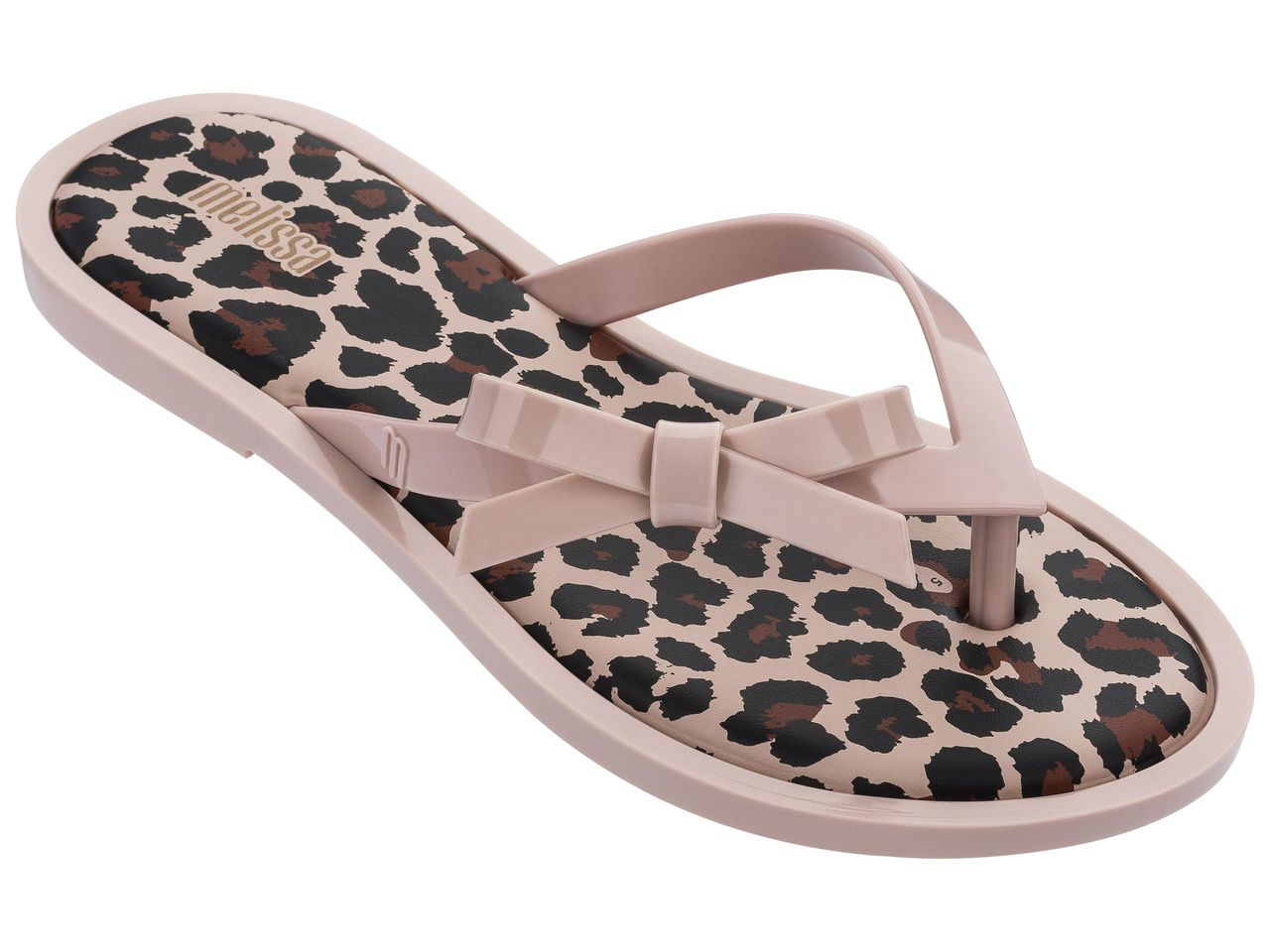 Chinelo Melissa FLIP FLOP ANIMAL PRINT