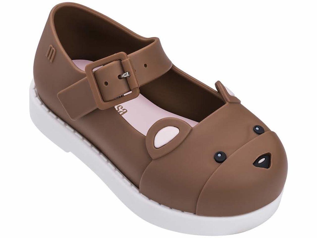 Sapato Infantil Melissa MINI MAGGIE BEAR