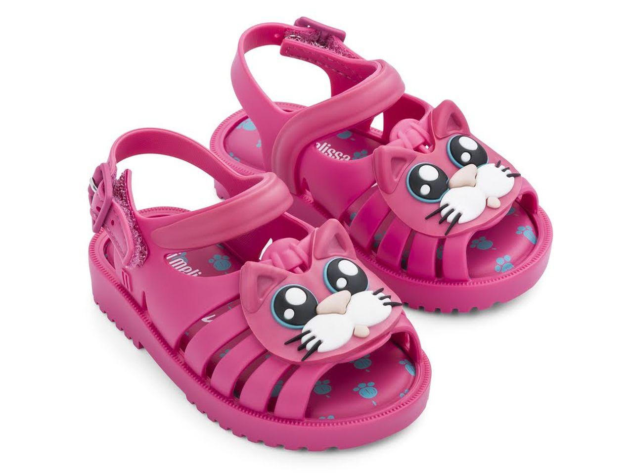 Sandália Infantil Mini MELISSA FRANCXS CAT