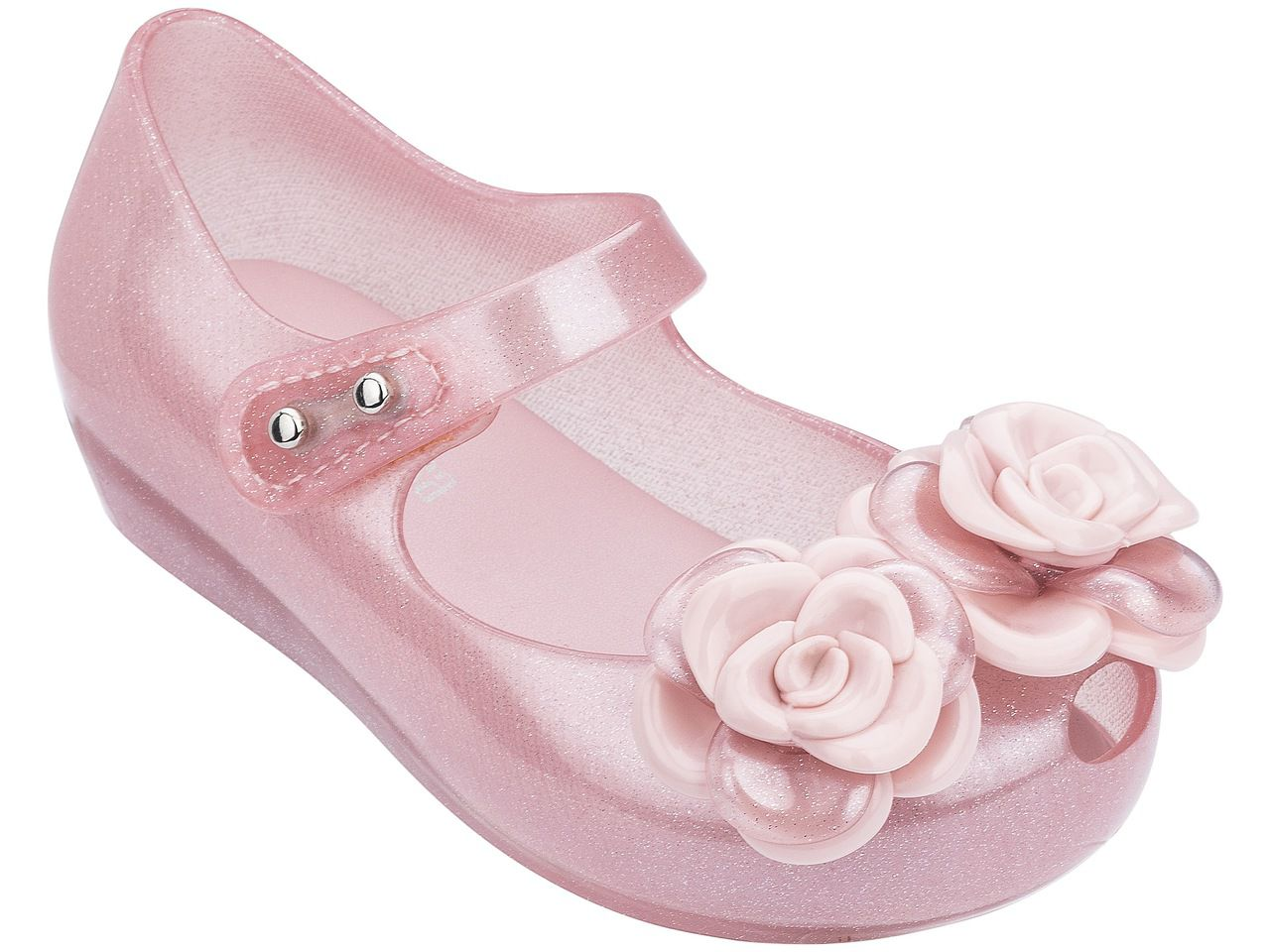 Sapatilha Infantil MELISSA MINI ULTRAGIRL FLOWER