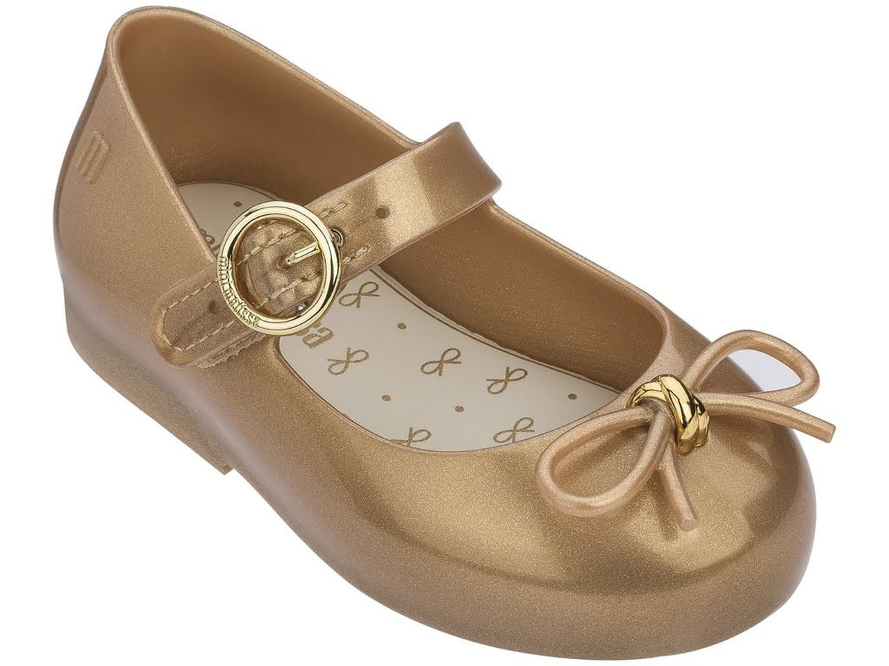 Sapatilha MELISSA MINI SWEET LOVE