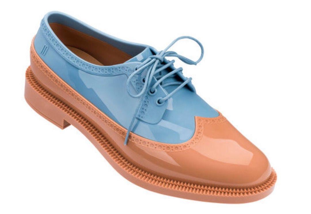 Sapato Oxford Melissa CLASSIC BROGUE