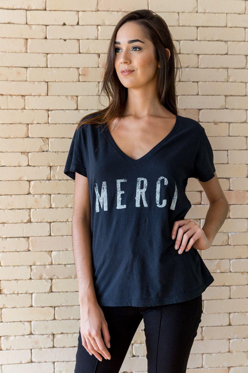 T-Shirt Mercy
