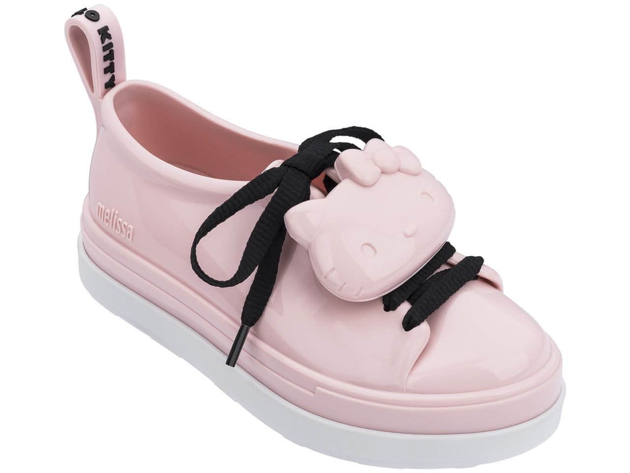 2100a93319 Tênis Infantil Melissa MEL BE + HELLO KITTY