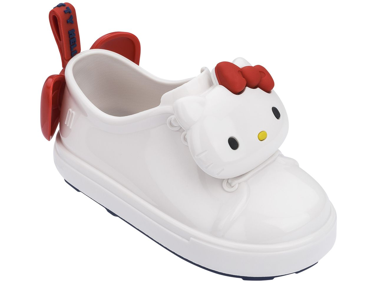 Tênis Infantil MINI MELISSA BE + HELLO KITTY