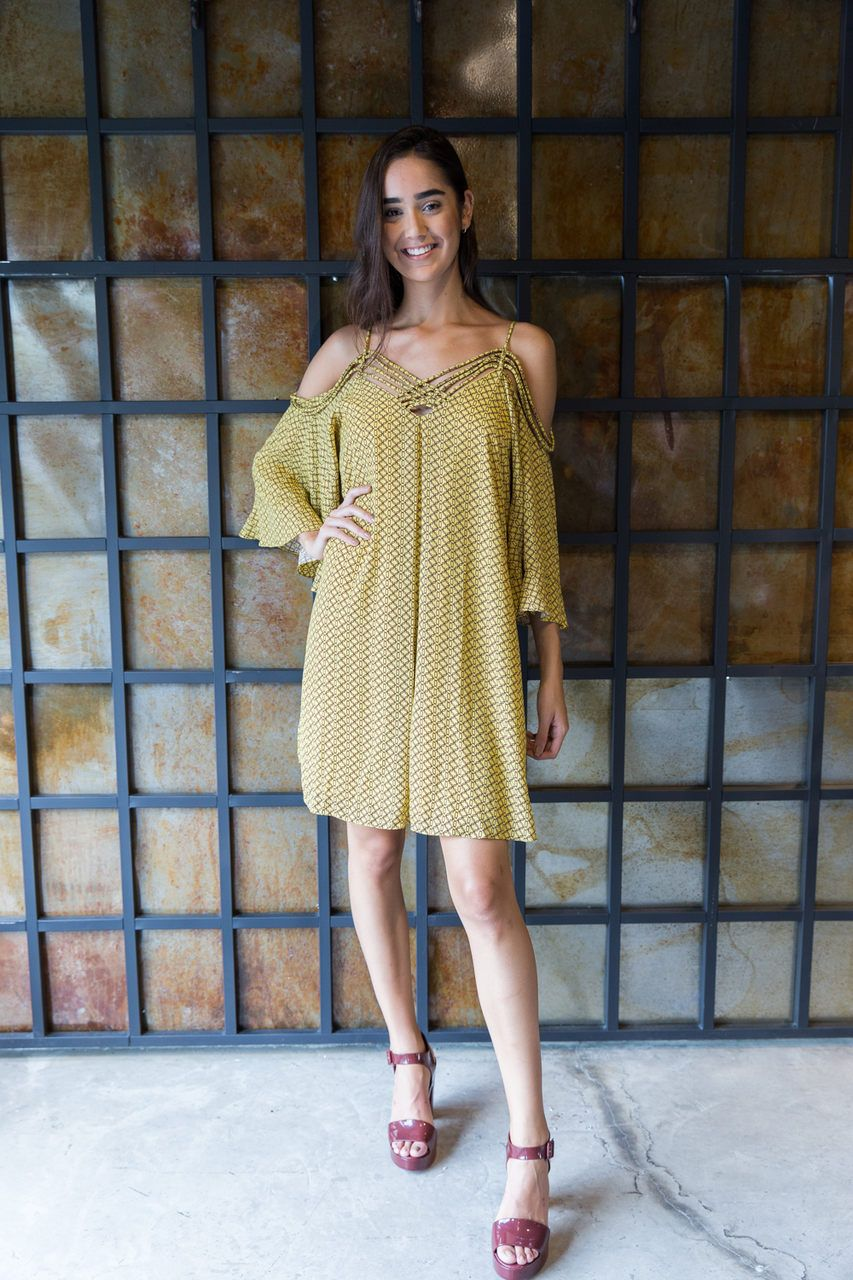Vestido Manga Longa HONEY - 44