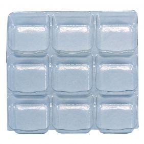 Berço Plástico c/ 9 cavidades c/50 un