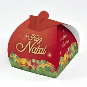 Caixa Bem casado - Natal Encantado c/10 un