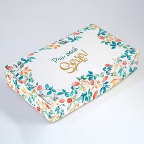 Caixa para 15 doces - Joie C/10 un