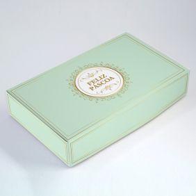 Caixa para 15 doces Páscoa - Imperial c/10 un