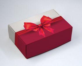 Caixa para 6 doces - Presente C/10 UN