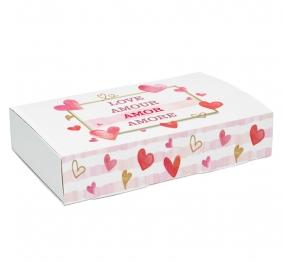 Caixa para Barra - Amore C/ 10 un