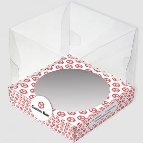 Caixa Premium para Mini Panetone - Personalizada