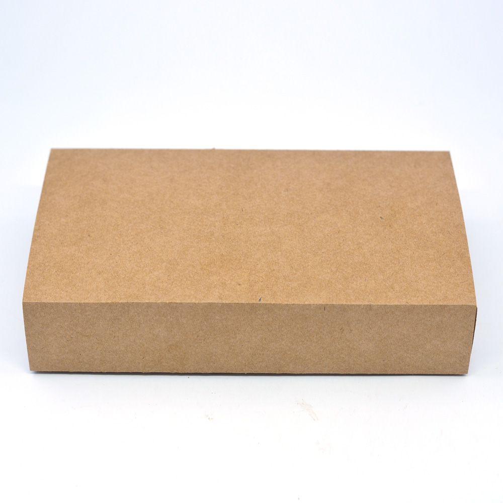 Caixa deslizante para 15 doces Kraft c/ 10 un