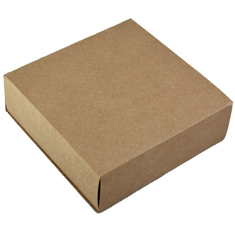 Caixa Deslizante para 9 doces (G) - KRAFT c/10 un