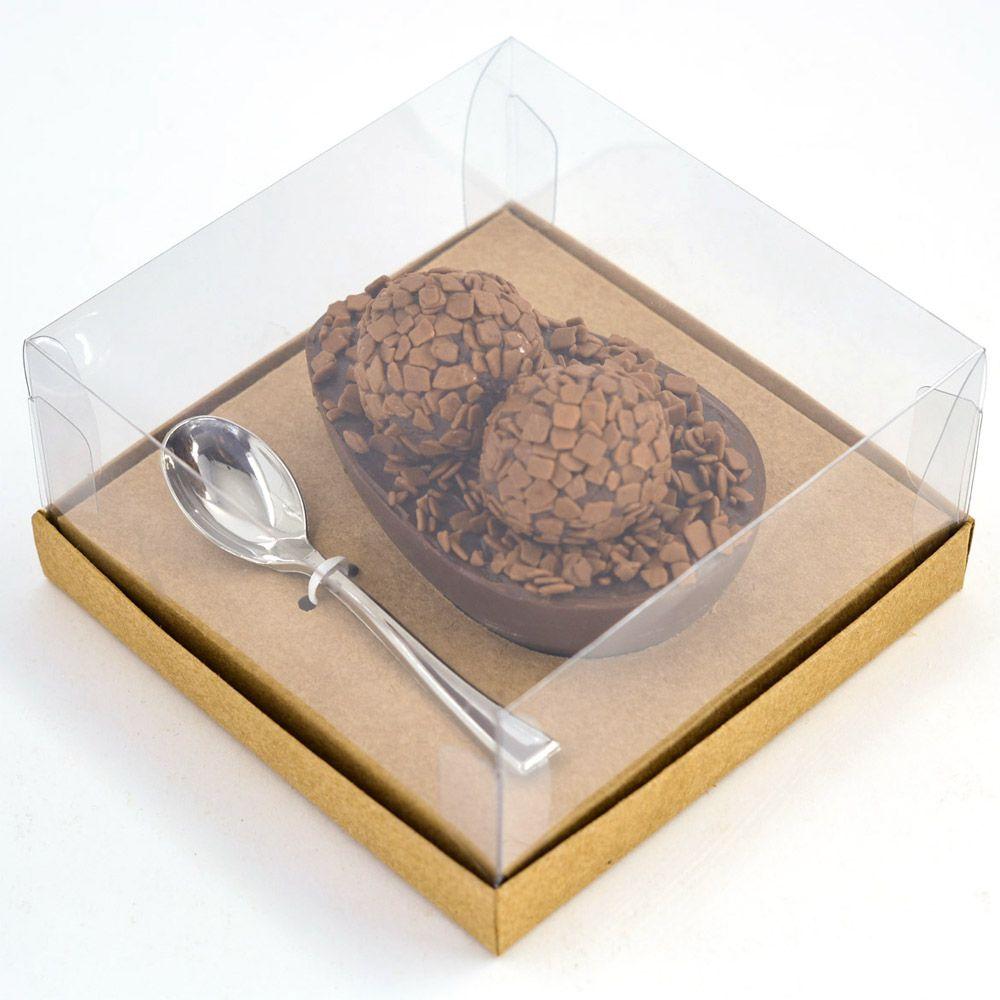 Caixa G Premium para Ovo de 100/150g - KRAFT c/ 10 un
