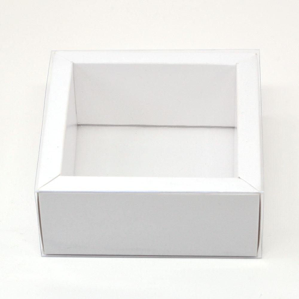 Caixa Luxo Para 4 Doces C/ 10UN