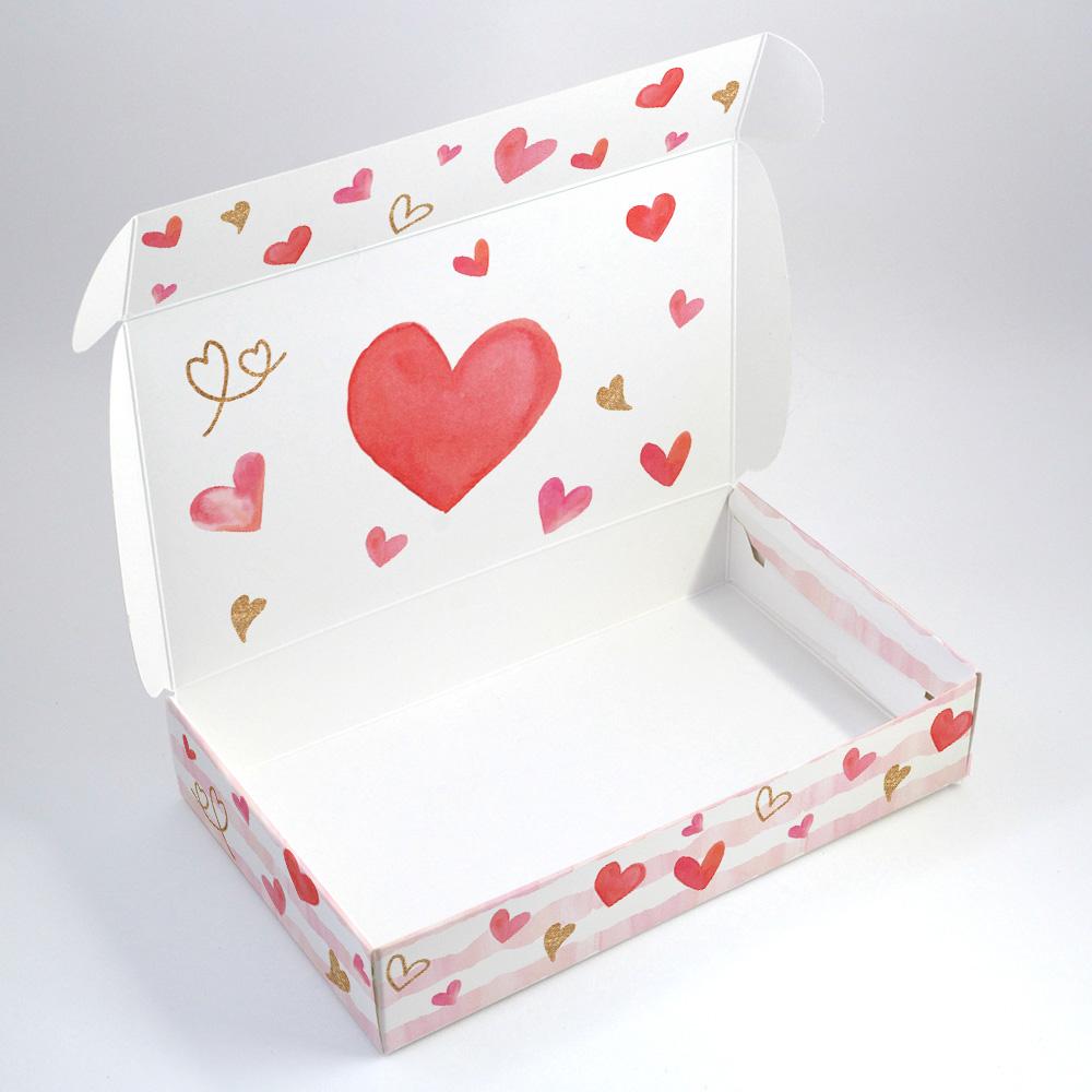 Caixa para 15 doces - Amore C/10 un