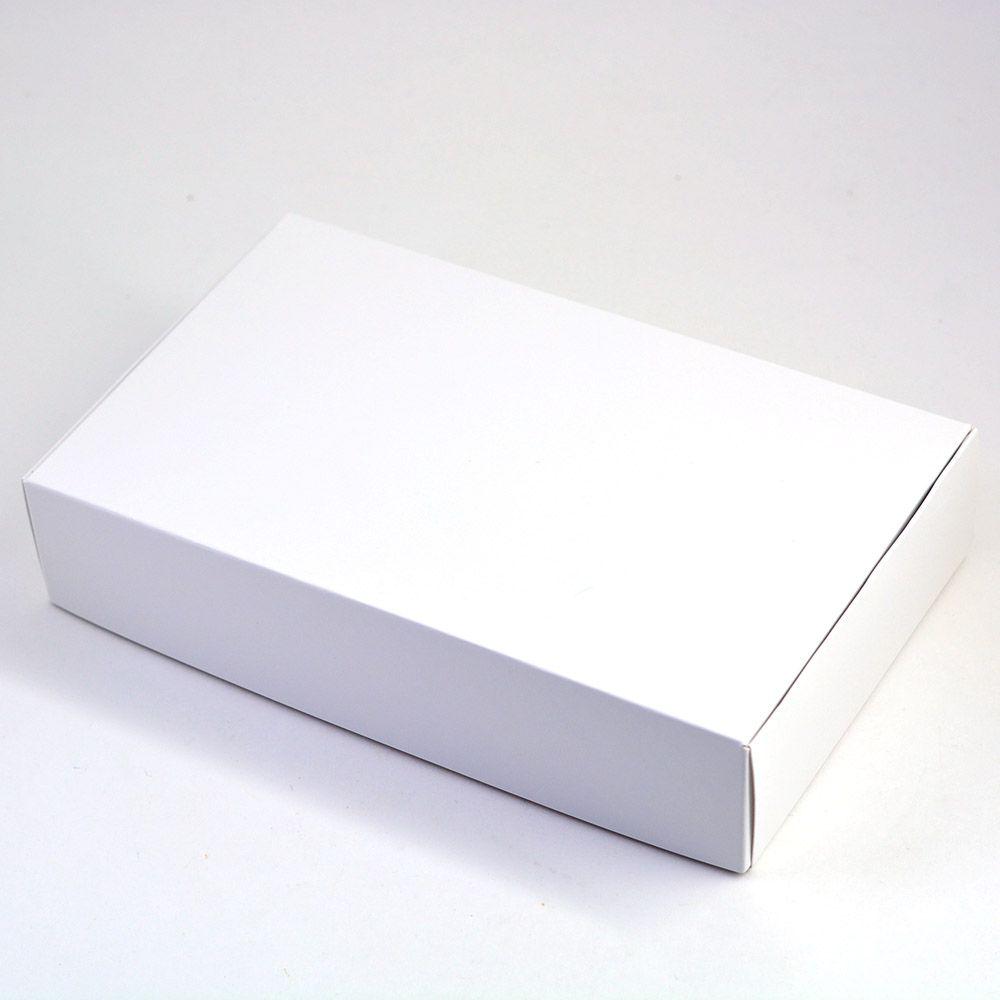 Caixa para 15 doces - Branca c/10 un