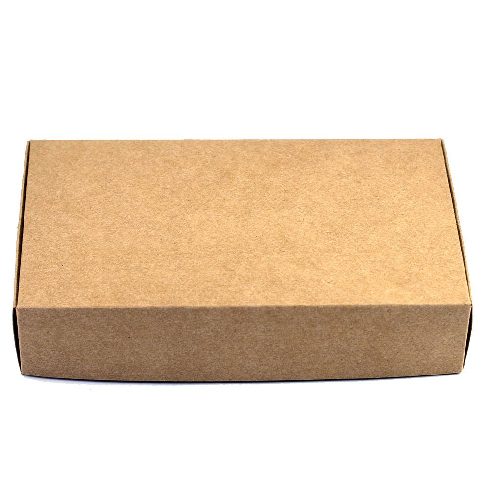 Caixa para 15 doces - Kraft c/10 un
