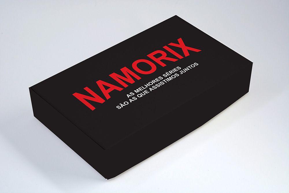 Caixa para 15 doces - Namorix c/10 un