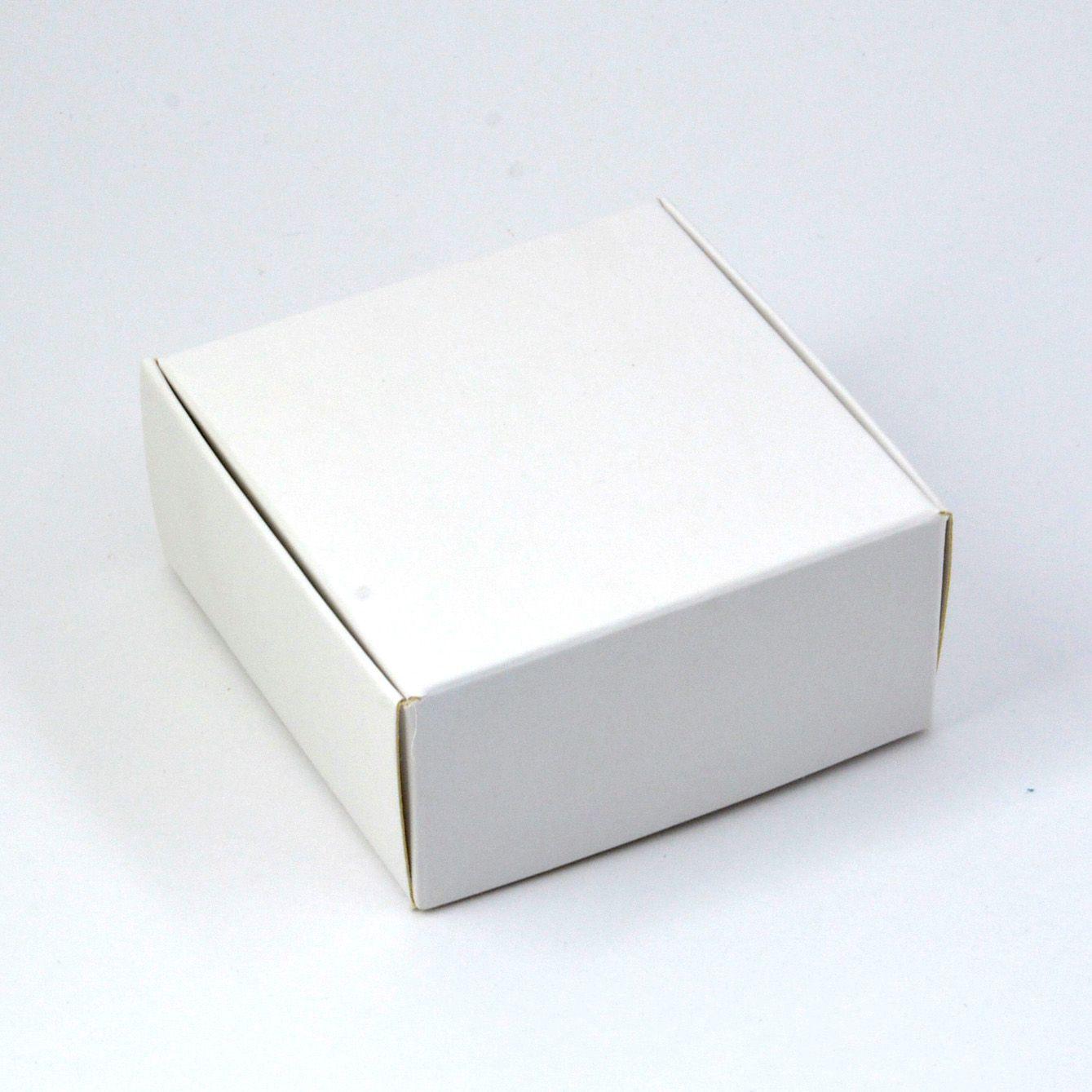 Caixa para 4 doces - Branca c/10 un