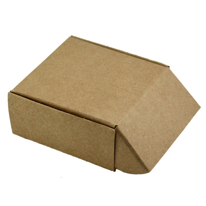 Caixa para 4 doces - Kraft c/10 un