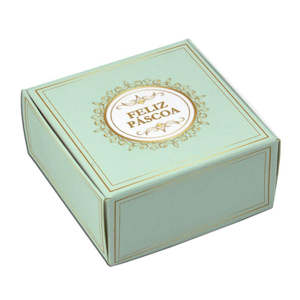 Caixa para 4 doces Páscoa - Imperial c/10 un