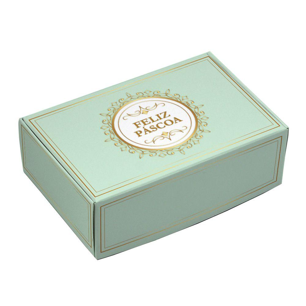 Caixa para 6 doces Páscoa - Imperial c/ 10 UN
