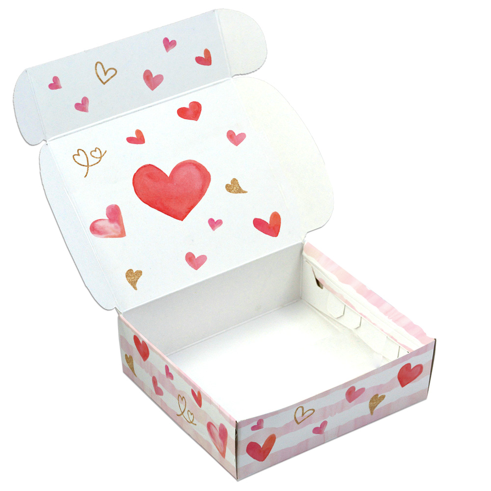 Caixa Para 9 Doces - Amore C/10un