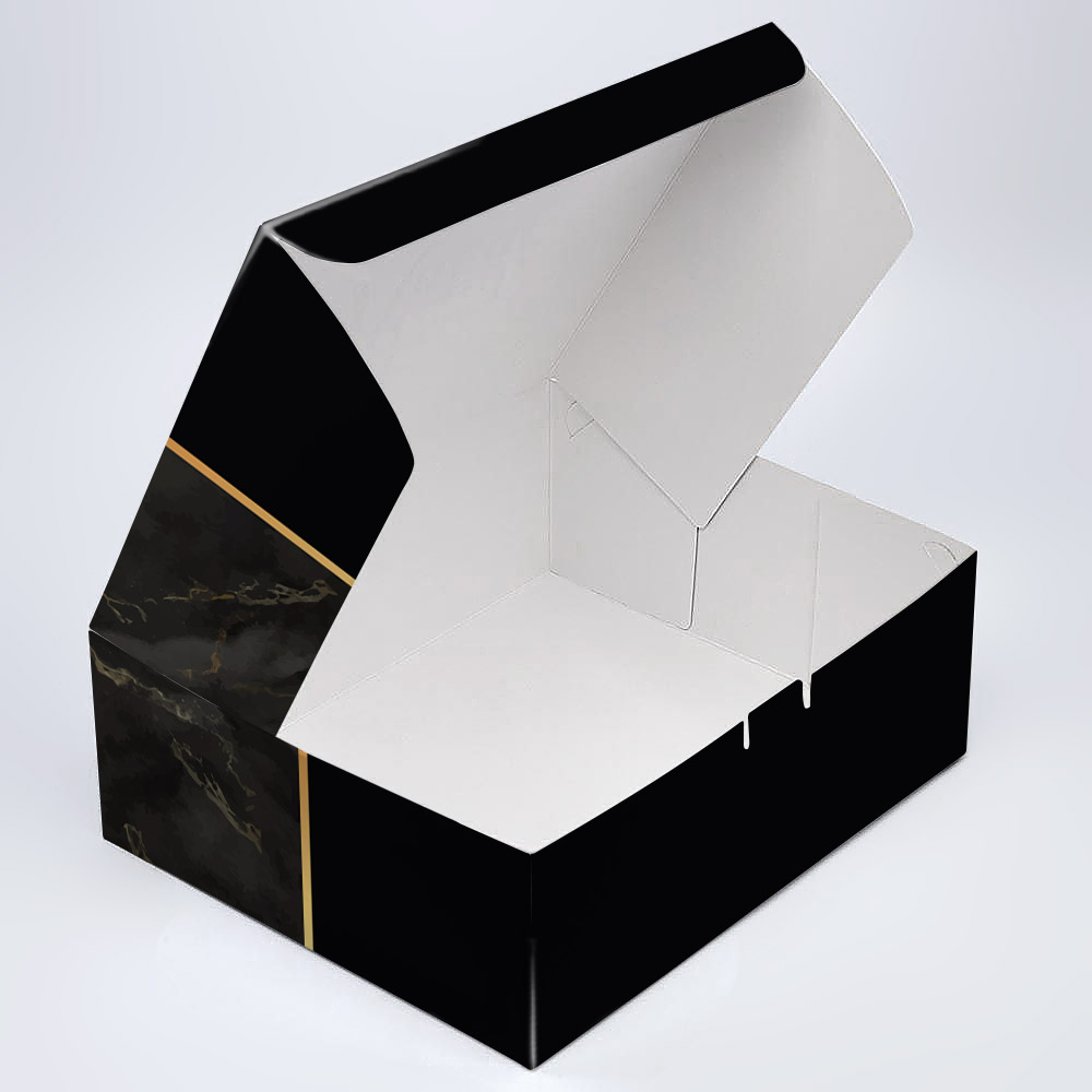 Caixa para KIT G - Mármore Black C/10un
