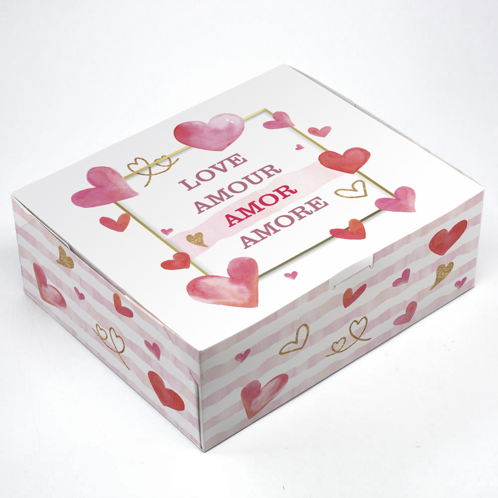 Caixa para KIT P - Amore C/10un