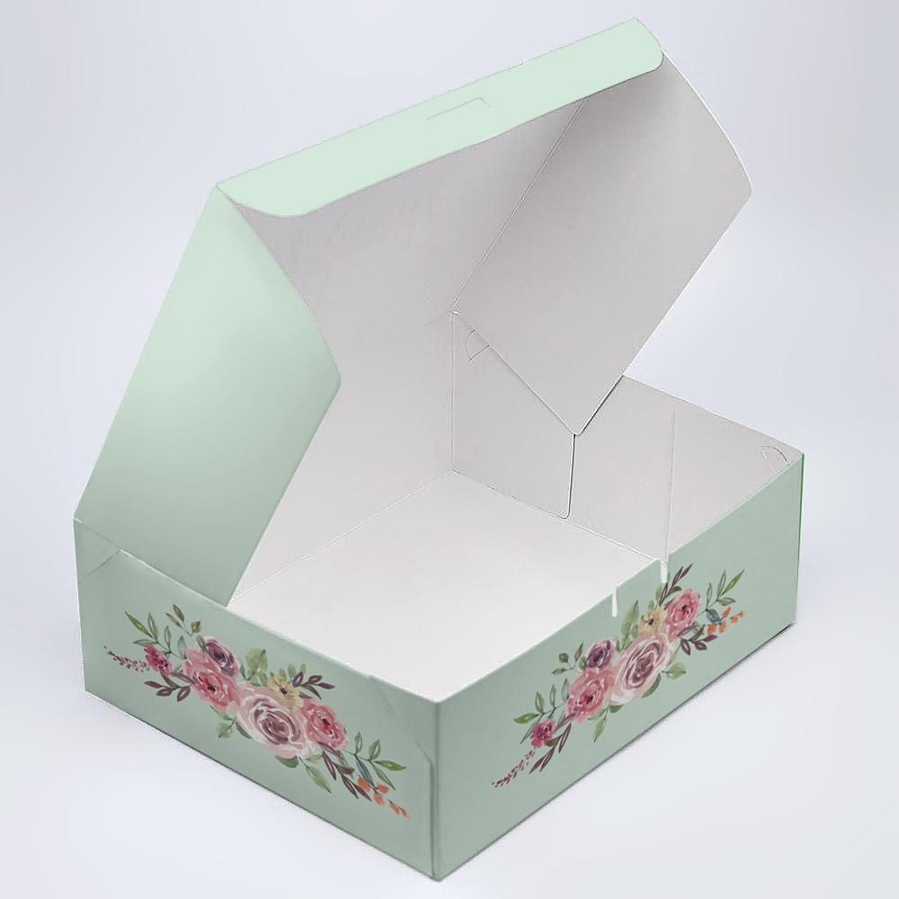 Caixa para KIT P - Mães Afago C/10un