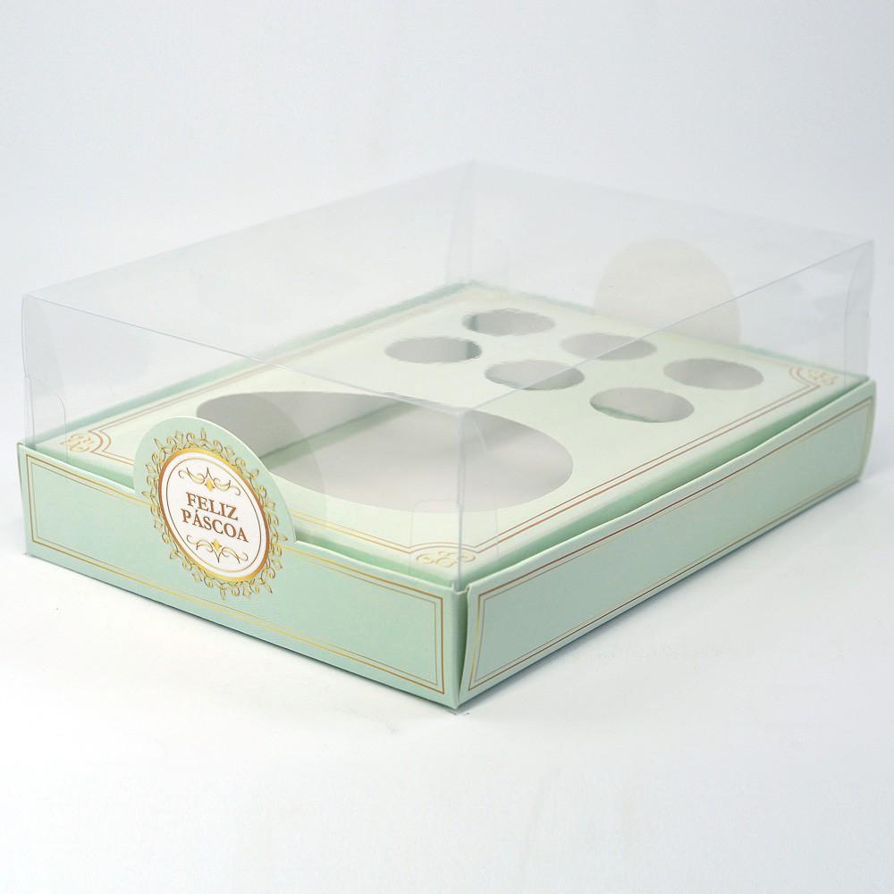 Caixa Premium para Ovo de Colher + Brigadeiro - Imperial C/10un
