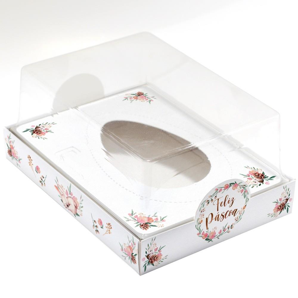 Caixa Premium para Ovo de Colher - Doce Páscoa C/ 10un