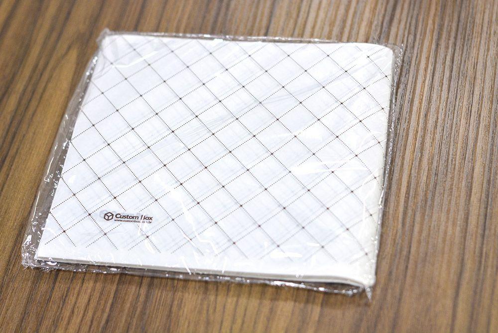 Papel Duofresh® para Embrulho P C/100 un