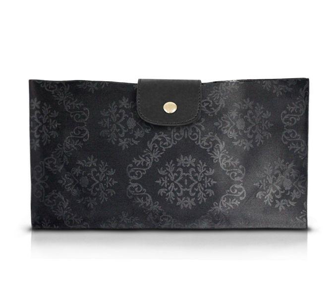 b78278026 ... Bolsa Dobrável Tam. G Damasco ESSENCIAL II Jacki Design PRETO - Bazar  Na Web ...