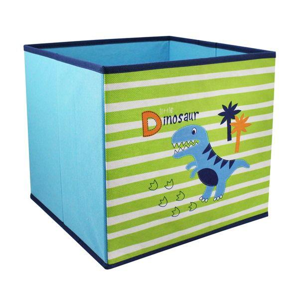 a5595f91b ... Caixa Organizadora Infantil PEQUENINOS Jacki Design Azul - Bazar Na Web  ...
