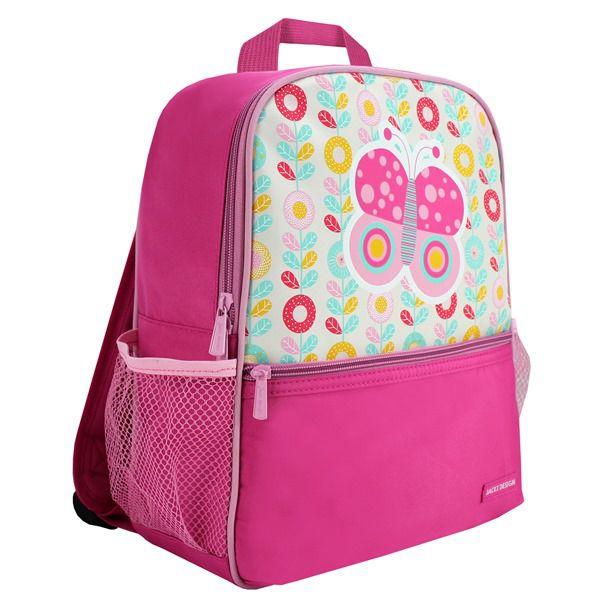 5fe869543 ... Mochila Escolar PEQUENINOS Jacki Design PINK - Bazar Na Web ...