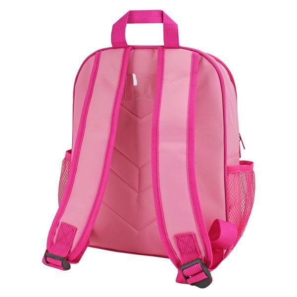 6fa0a601f ... Mochila Escolar PEQUENINOS Jacki Design ROSA - Bazar Na Web