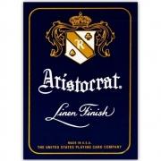 Baralho Aristocrat Vintage 727 Linen Finish Azul (PROMO ANIVERSÁRIO)