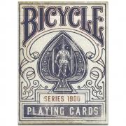 Baralho Bicycle 1900 Blue (Lançamento)