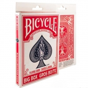 Baralho Bicycle Big Box
