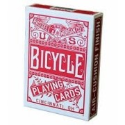 Baralho Bicycle Chainless Red