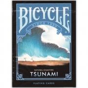 Baralho Bicycle Desastres Naturais TSUNAMI