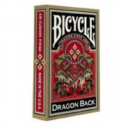 Baralho Bicycle Dragon Gold (PROMO ANIVERSÁRIO)