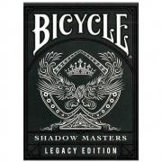 Baralho Bicycle Legacy Shadow Masters (Lançamento)
